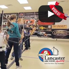 Video: Lancaster Archery Academy