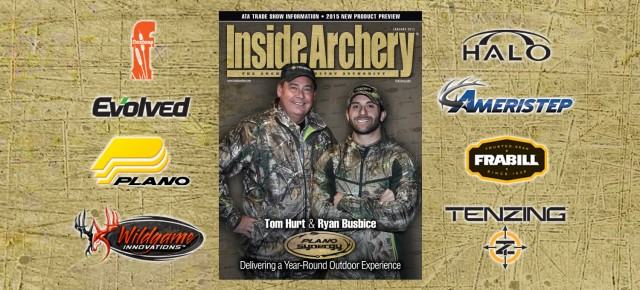 Inside Archery January 2015: Plano Synergy Cover Story