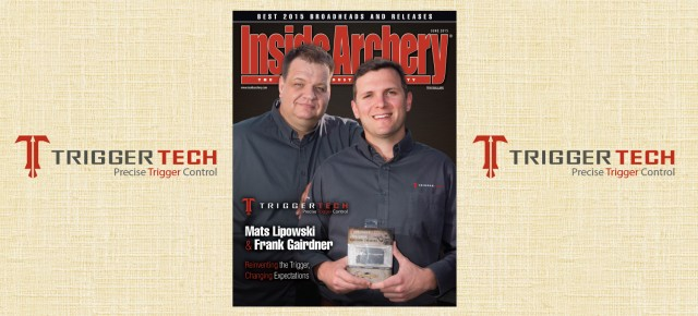 Inside Archery June 2015: Trigger Tech Cover Story