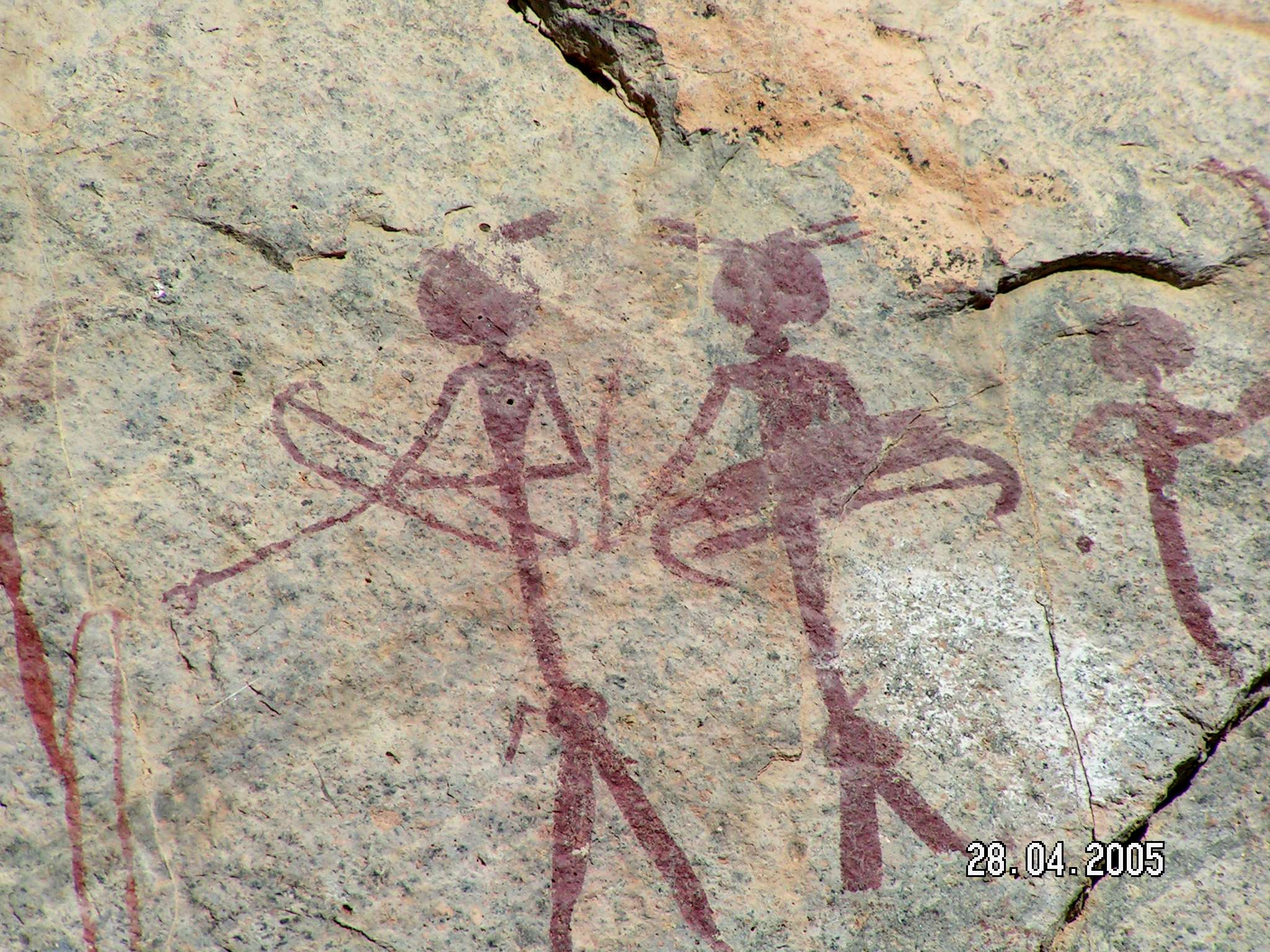 History of Bowhunting: Cave Paintings
