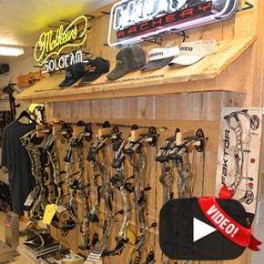 WebXtra November: Inside Retailing with Howie's Tackle & Archery