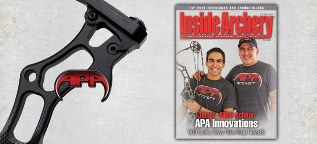 Inside Archery September 2015: APA Archery Cover Story