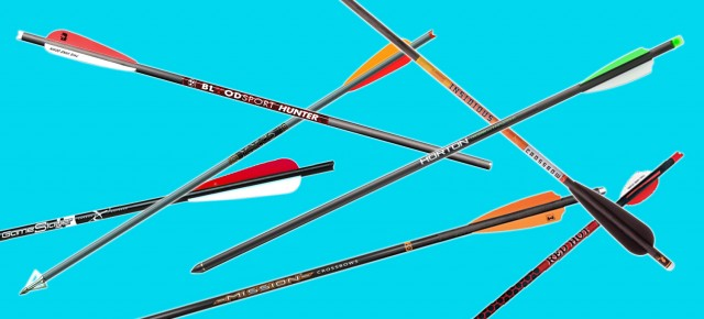 Crossbow Arrows: What's Hot