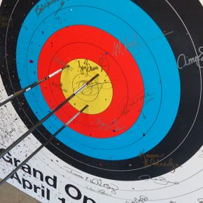 Keeping an Eye on Competitive Archery