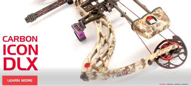 BOWTECH Carbon Icon Now Loaded with Best of Class Accessories