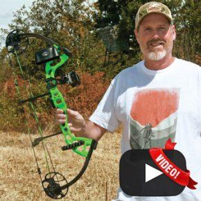 Bear Archery Cruzer Lite RTH Bow Review Video: WebXtra September