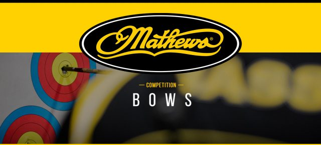 Mathews 2017 Competition Bows
