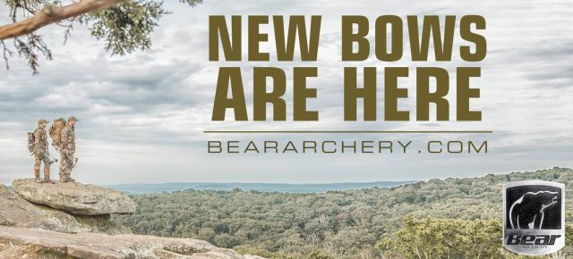 Bear Archery NEW 2017 Bows: Moment, Prowess, Legend Series