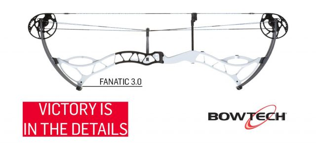 Bowtech Upgrades Target Bow with Launch of Fanatic 3.0