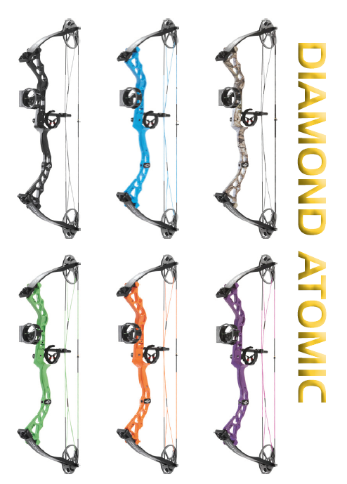 New Diamond Archery Atomic Interactive Digital Content
