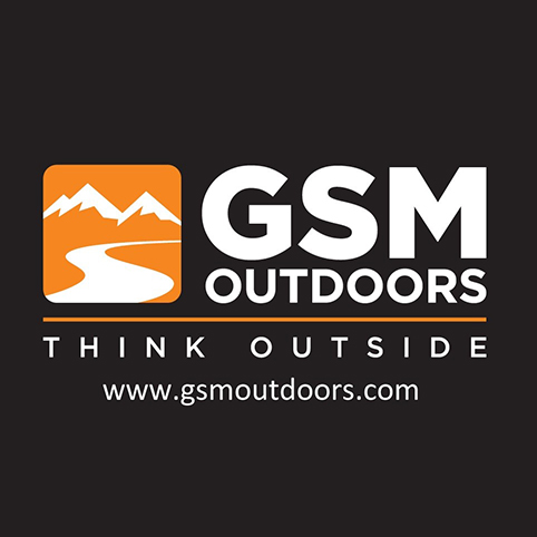 GSM Outdoors logo