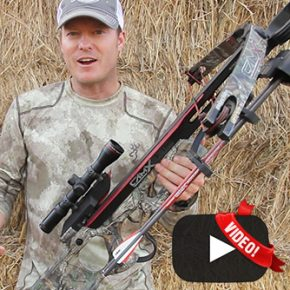 CAMX X330 Crossbow Review Video