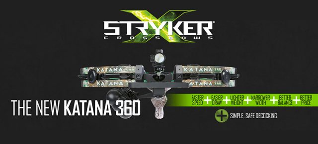 Bowtech Introduces the New Stryker Katana 360