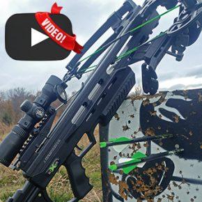 Crossbow Review: Stryker Katana