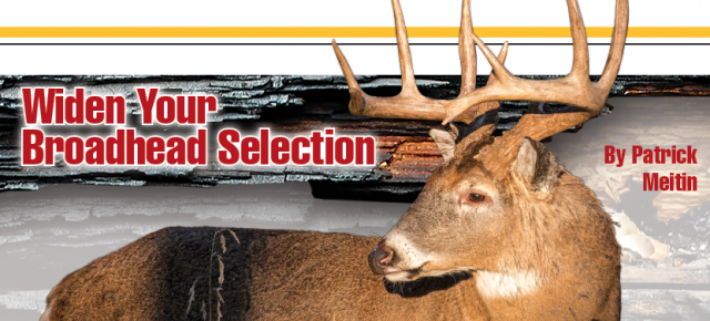 2017 Broadheads: Widen Your Broadhead Selection