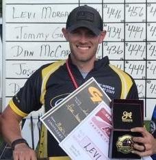 Gold Tip's Levi Morgan Wins ASA Pro/Am in Texas