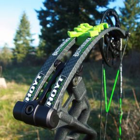 Bow Review: Hoyt Carbon Defiant Brotherhood Bone Collector Edition