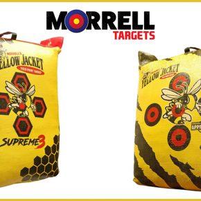 Morrell Yellow Jacket Supreme III and YJ-350
