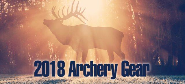 2018 Archery Gear