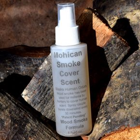 Stay Undetected with Mohican Smoke Cover Scent