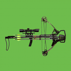 Vertical In-Line Crossbow Review - Hickory Creek Archery