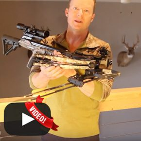 2018 Crossbow Review: CenterPoint Mercenary 370