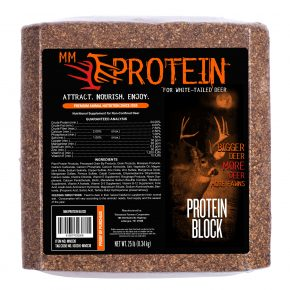 Monster Meal Protein Block: Advanced Nutrient Formula for Deer
