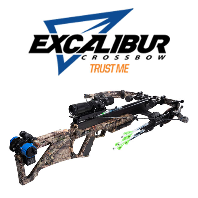 Excalibur Crossbow's BULLDOG 440: Pure Power without